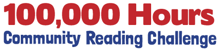 100,000 hours community reading challenge