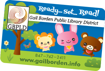 Baby Library Card