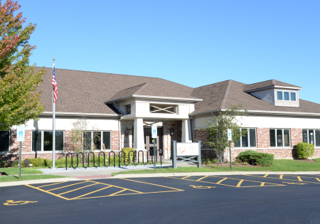 South Elgin Branch Building