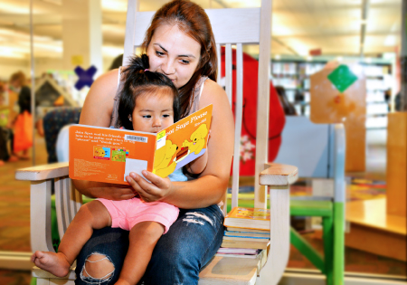 YWCA Family Literacy Program