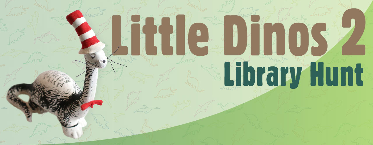 Little Dinos Part Deux!