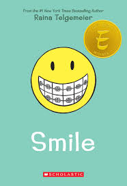 Smile graphic novel readalikes