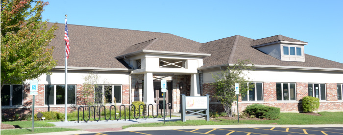 Photo of South Elgin Branch Library